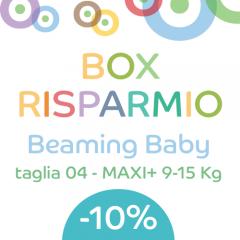 OFFERTA Beaming Baby 04-MAXI PLUS (136 pz)