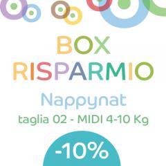 OFFERTA 6 pacchi Nappynat 4-10 KG