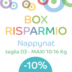 OFFERTA Nappynat 03-MAXI (108 pz)