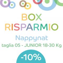 OFFERTA Nappynat 05-JUNIOR (96 pz)
