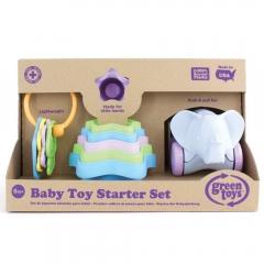 Set giochi neonato in plastica riciclata Green Toys