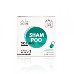 Shampoo solido nutriente protettivo Officina Naturae