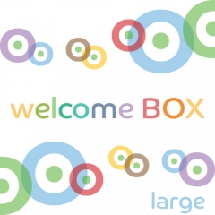 welcome BOX large