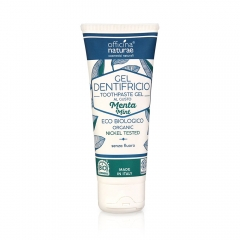 Dentifricio gel menta bio Officina Naturae