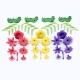 Bouquet floreale plastica riciclata Green Toys