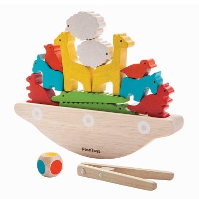 Arca Noè in equilibrio in legno PlanToys