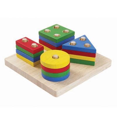Scegli la forma in legno PlanToys