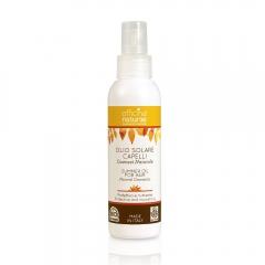 Olio solare capelli naturale Officina Naturae