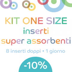 KIT Inserto poliestere ONE SIZE