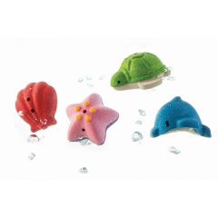 Set bagnetto vita marina Plan Toys