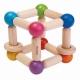 Cubo sonaglio schiacciabile Plan Toys
